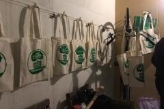 La nova collita de bosses de l'alzina.