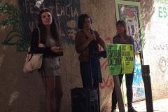 Presentació de la revista 'Branca' el dia 9 de març sota l'alzina.