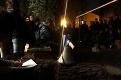 Assemblea del dia 19 de novembre al jardí de l'alzina.