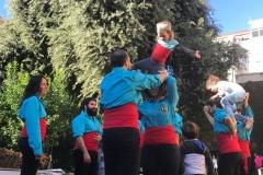 "Taller ""Fem muixeranga"" —  Organitzat pel  Grup de Muixeranga de Barcelona."