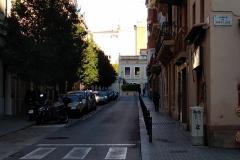 Els veïns del sud de Gràcia sempre hem vist la caseta al capdamunt del carrer Montmany.